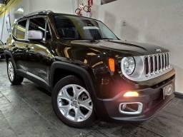 Jeep Renegade Limited 1.8 4x2 (Aut) (Flex) verde