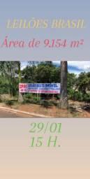 Área 9.154m² Região de Condomínio