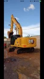 Vendo escavadeira hidráulica 320gc