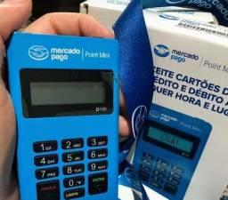 Máquina cartão point mini d150 (Novas)