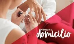 Manicure e pedecure a domícilio