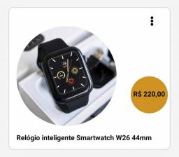Título do anúncio: Relógio inteligente SmartWatch W26 44mm