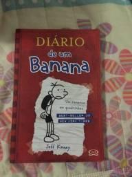 Livro diário de um banana 1