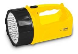 Lanterna LED Manual Com Alça La-1 - Loja Natan Abreu