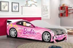 Cama Infantil Carro da Barbie - Frete grátis / Peça e receba hoje