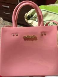 Bolsa petite jolie rosa