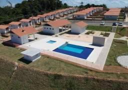 Casa Cond Fechado Vila Smart Campo Belo 2Q c/modulados e climatização Iranduba