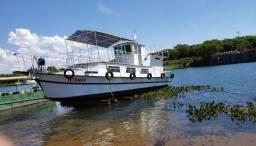 Barco Tipo Trawler De Passeio 50 Pés