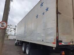 Baú alumínio truck