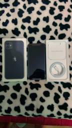 Título do anúncio: iPhone 11 64GB novo