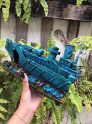 Navio de Aquário