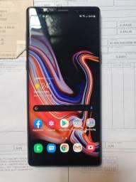 Galaxy Note 9 Top Caixa, Nota Fiscal
