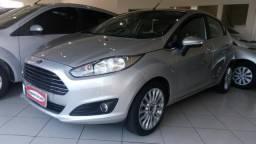 Fiesta SE Titanium 1.6 Flex Automático Financio - 2014