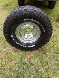 Rodas mangels 15 Opala Maverick Jeep Cherokee Ranger
