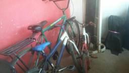 Troco 3 bicicletas em lg k10