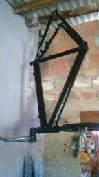 Vend quadro bike WS