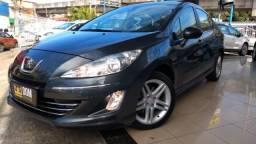 Peugeot 408 2014/2014 1.6 griffe 16v turbo gasolina 4p automático - 2014