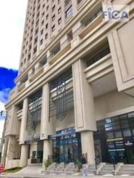 Apartamento para alugar, 34 m² por r$ 1.600,00/mês - centro - curitiba/pr