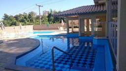 Apartamento mobiliado com parque aquático a venda em Caldas Novas GO