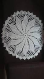 Tapetes crochês