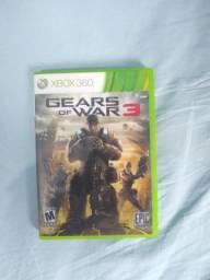 Jogo Xbox 360 Original Gears Of War 3