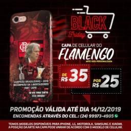 Capa de Celular do Flamengo