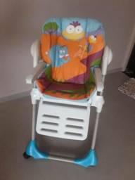 Cadeira de papa Chicco