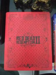 Red dead redenption 2 cm Stellbook