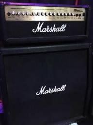 Marshall 100W(head+caixa)