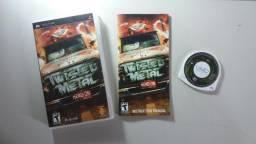 Twisted Metal Head-On - PSP
