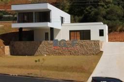 Casa com 4 dormitórios à venda, 470 m² - condomínio jardim primavera - louveira/sp