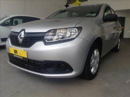 RENAULT LOGAN 1.0 AUTHENTIQUE 16V FLEX 4P MANUAL - 2014