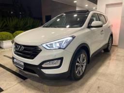 Hyundai Santa Fe 3.3 *7 lugares* teto panorâmico impecável - 2015