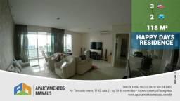 Happy Days Residence 3Sts Morada do Sol Aleixo R$750m