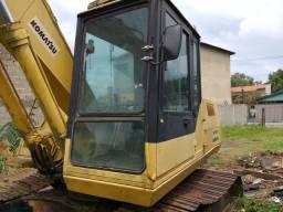 Escavadeira Hidráulica PC150