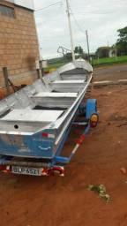 Barco carreta