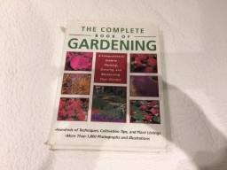 Manual sobre Jardinagem em Inglês super completo