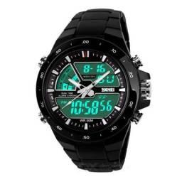 03dfd662d58 Relógio Masculino Skmei Esportivo Prova D água