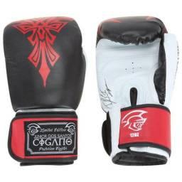 2780c0b1fc Luvas boxe ou Muay Thai Pretorian Junior Cigano