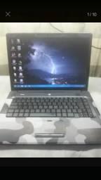 Notebook Compaq Cel 1.8 2 gb, HD 160