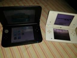 Troco ou Vendo Nintendo 3ds e DS