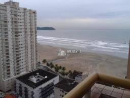 Apartamento de frente à praia com 223 m², 4 dormitórios e 4 vagas
