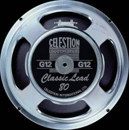 Celestion loudspeakers g12 classic lead 80