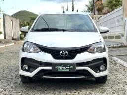 ETIOS 2018/2019 1.5 X PLUS 16V FLEX 4P AUTOMÁTICO