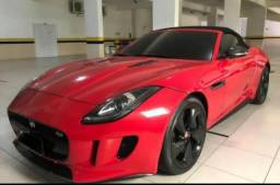 Jaguar f-type 2014 5.0 s cabrio supercharged v8 32v gasolina 2p automÁtico