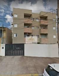 Apartamento com 2 dormitórios para alugar, 60 m² por R$ 1.150/mês - Jardim Califórnia - Ri
