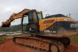 Escavadeira Hyundai 220LC-9S