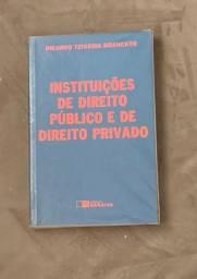 Instituições de direito público e de direito privado