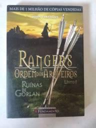 Livro . Rangers ordem dos arqueiros livro 1
