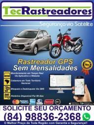 !!Rastreador GPS Veicular +Bloqueio!!Segurança via Satélite 24h Não cobramos mensalidades